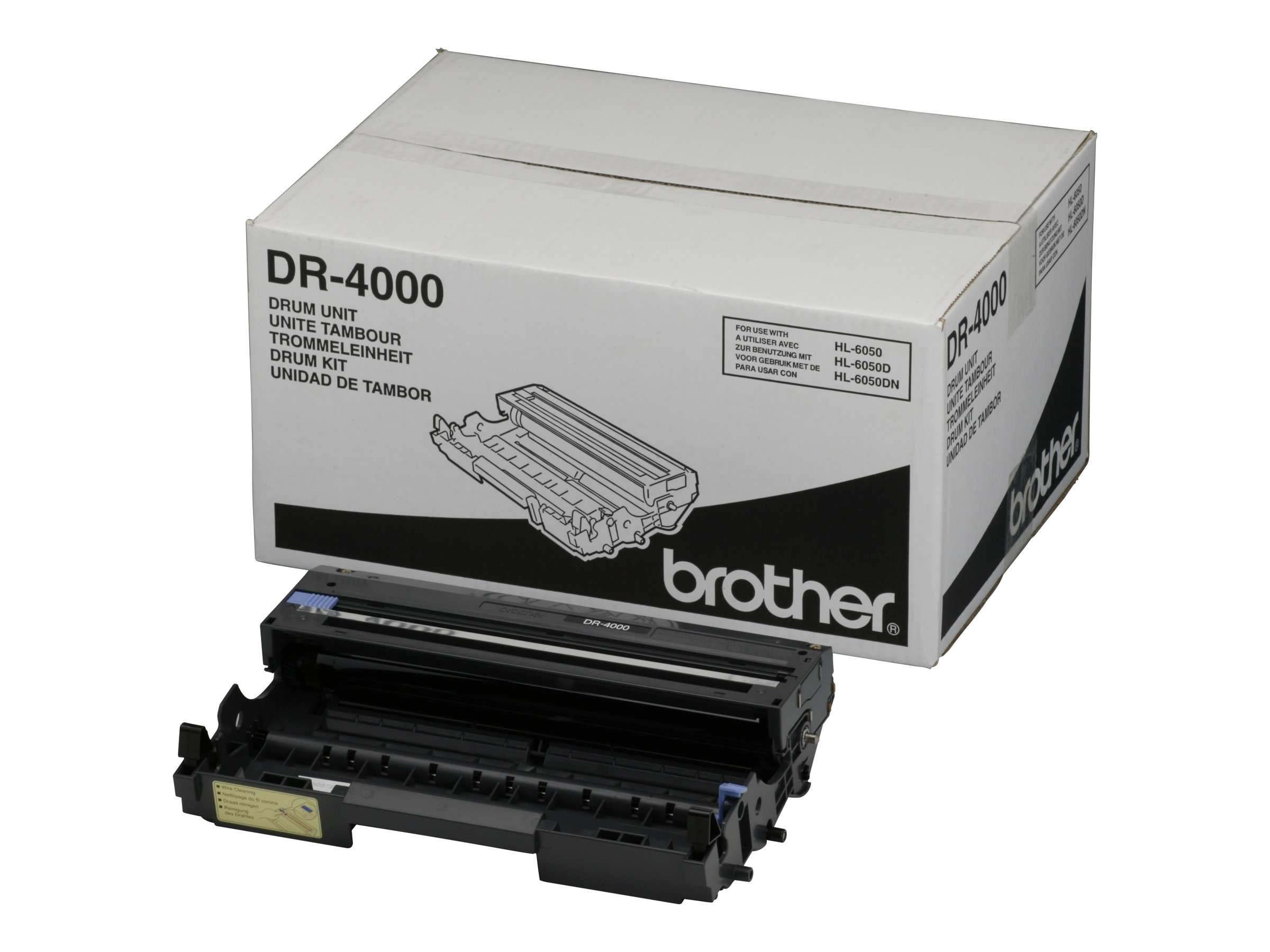 Brother DR4000 - Trommel-Kit - für Brother HL-6050