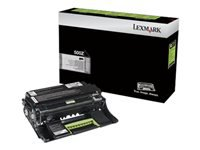 Lexmark 500Z - Black - original - printer imaging unit LCCP, LRP - for Lexmark MS317, MS415, MS417, MS517, MS617, MX317, MX410, MX417, MX511, MX517, MX611, MX617