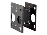 Chief MCD6364 Mounting kit (ceiling mount, 2 brackets) for 2 LCD displays black