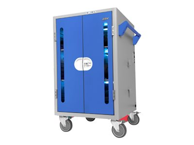 AVerCharge X18iS Cart (charge only) for 18 notebooks/tablets lockable