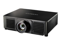Hitachi CP-HD9320 - DLP projector - 8200 lumens - Full HD (1920 x 1080) - 16:9 - no lens - LAN