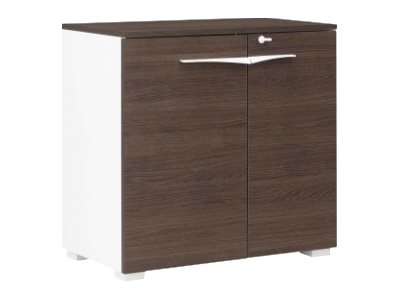 xenon armoire basse 2 portes ch ne armoires en bois. Black Bedroom Furniture Sets. Home Design Ideas