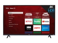 TCL 43S425 43INCH Class (42.5INCH viewable) 4 Series LED TV Smart TV Roku TV