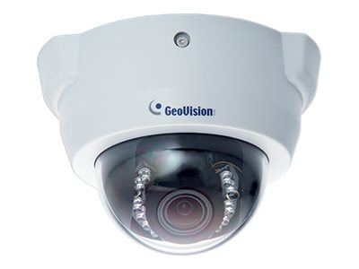 GeoVision GV-FD2510 Network surveillance camera dome vandal-proof color (Day&Night)
