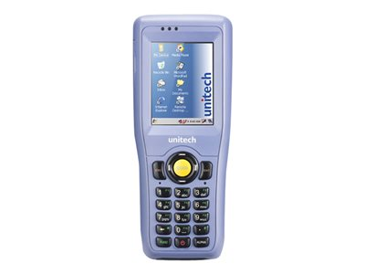 Unitech HT682 Data collection terminal rugged Win CE 6.0 Pro 512 MB