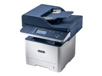 Xerox WorkCentre 3345V/DNI - Imprimante multifonctions - Noir et blanc - laser - Legal (216 x 356 mm) (original) - Legal (support) - jusqu'à 40 ppm (impression) - 300 feuilles - USB, LAN, Wi-Fi