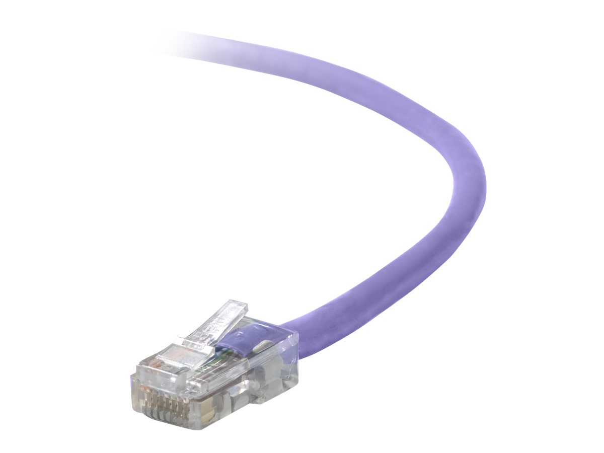Belkin crossover cable - 3 m - purple