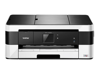 Brother MFC-J4420DW - Multifunction printer - colour - ink-jet - Legal (216 x 356 mm) (original) - A3/Ledger (media) - up to 12 ppm (copying) - up to 20 ppm (printing) - 150 sheets - 14.4 Kbps - USB 2.0, Wi-Fi(n), USB host
