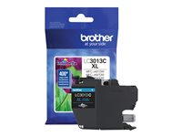 Brother LC3013C High Yield cyan original ink cartridge