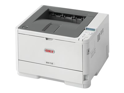 OKI B412dn Printer B/W Duplex LED A4/Legal 1200 x 1200 dpi up to 35 ppm