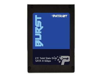 Patriot SSD Burst 120GB 2.5' SATA-600