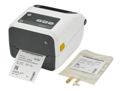 Zebra ZD420-HC Healthcare label printer DT/TT  300 dpi up to 240.9 inch/min