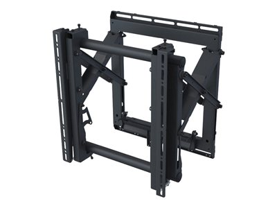 Premier Mounts LMVP Wall mount for video wall black screen size: 37INCH-63INCH
