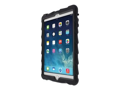 Gumdrop Drop Tech Protective case for tablet rugged silicone, polycarbonate black