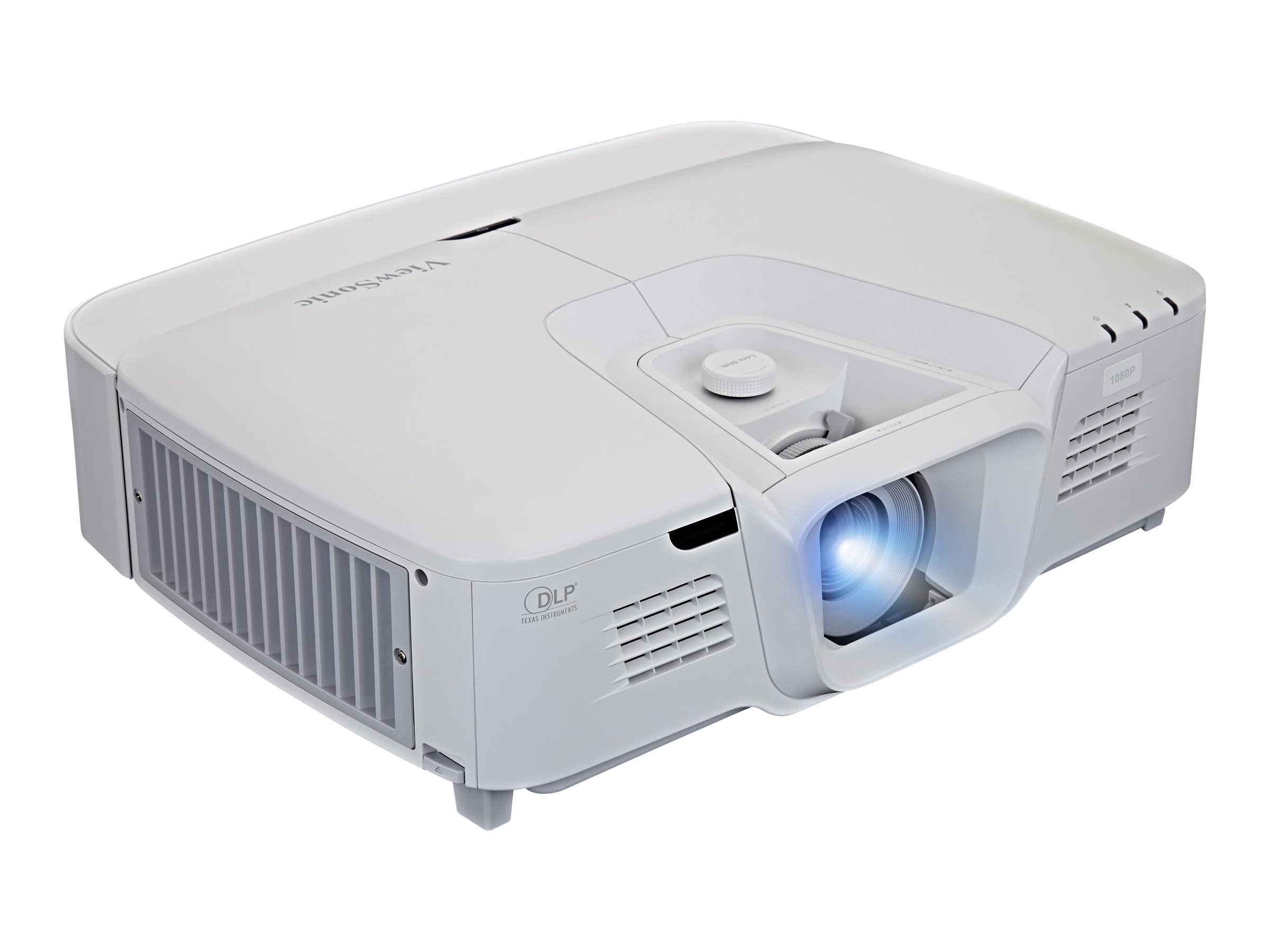 ViewSonic LightStream Pro8530HDL - DLP projector - 3D