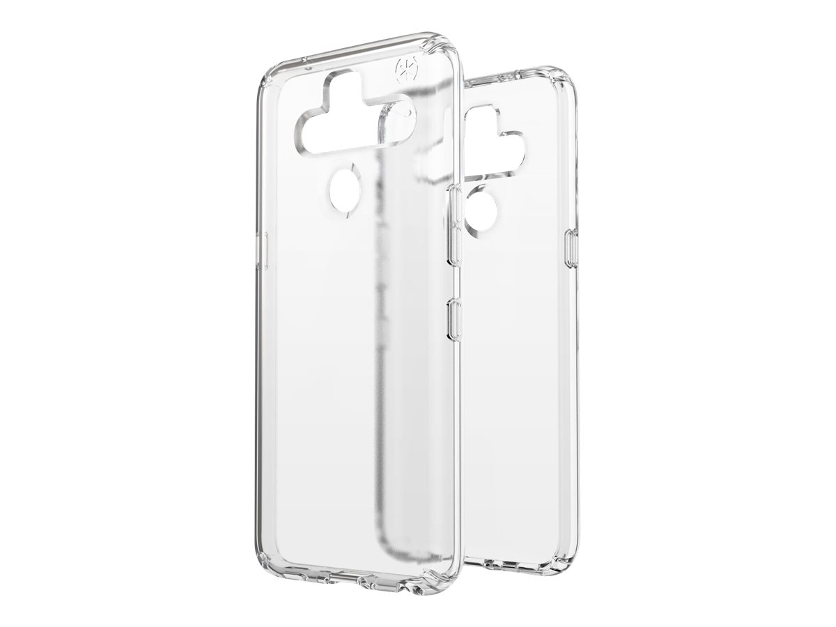 Speck Presidio Stay Clear - back cover for cell phone