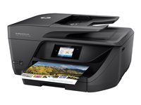 HP Officejet Pro 6968 All-in-One Multifunction printer color ink-jet