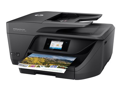 HP Officejet Pro 6968 All-in-One - multifunction printer (color)