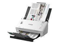 Epson WorkForce DS-410 - Scanner de documents - Recto-verso - A4 - 600 ppp x 600 ppp - jusqu'à 26 ppm (mono) / jusqu'à 26 ppm (couleur) - Chargeur automatique de documents (50 feuilles) - jusqu'à 3000 pages par jour - USB 2.0