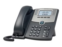 Cisco Small Business SPA 508G VoIP phone 3-way call capability SIP, SIP v2, SPCP 8 lines