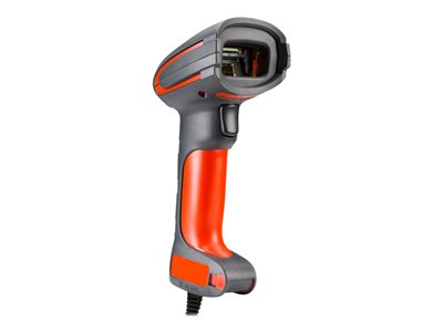 Honeywell Granit 1280i Barcode scanner handheld linear imager decoded RS-232