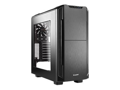 be quiet! Silent Base 600 - Window Edition - Tower - ATX - ohne Netzteil - Schwarz