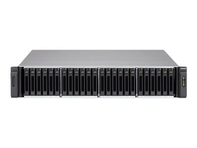 QNAP SS-EC2479U-SAS-RP NAS server 24 bays rack-mountable SATA 6Gb/s / SAS 6Gb/s