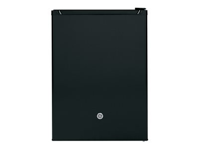 GE Spacemaker GCE06GGHBB Refrigerator with freezer compartment freestanding width: 23.6 in