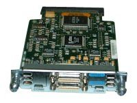 Cisco 2-Port Asynchronous/Synchronous Serial WAN Interface Card