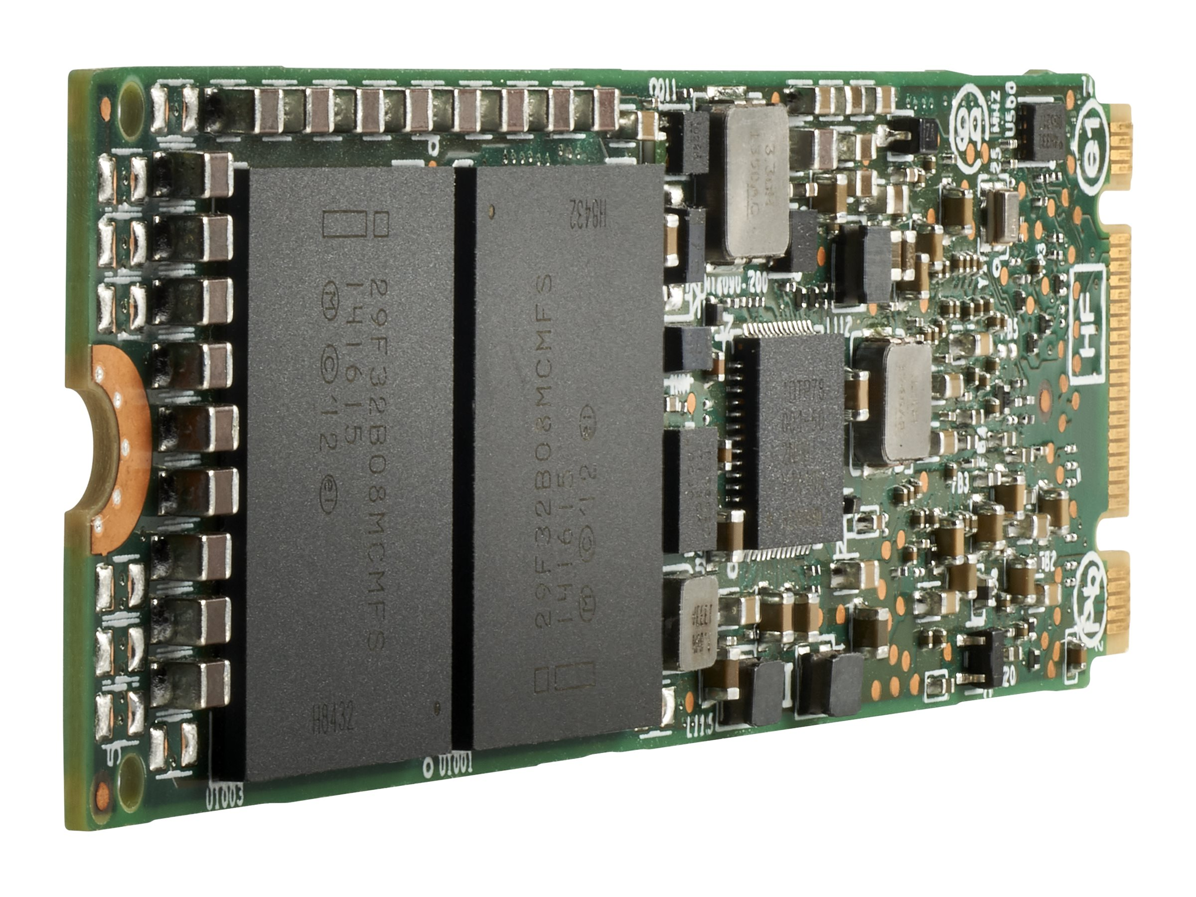 HPE Read Intensive - solid state drive - 512 GB - PCI Express x4 (NVMe)