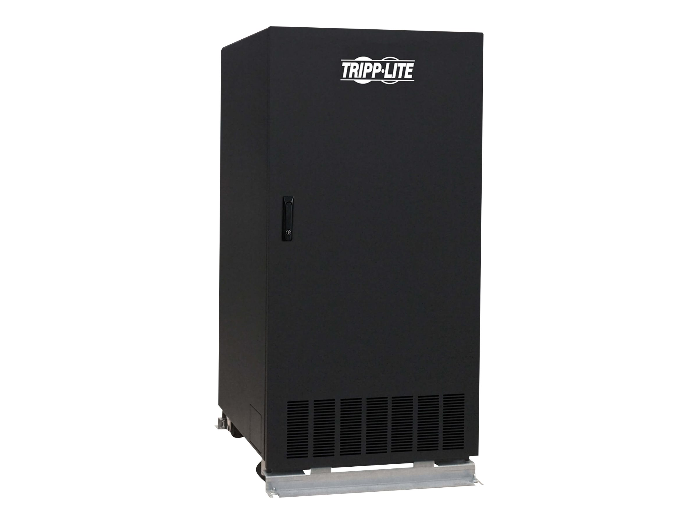 Tripp Lite UPS Battery Pack for SV-Series 3-Phase UPS, +/-120VDC, 1 Cabinet - Tower, TAA, No Batteries Included - batte…