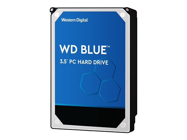 Image of WD Blue WD20EZRZ - hard drive - 2 TB - SATA 6Gb/s