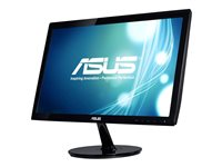 ASUS VS207T-P LED monitor 19.5INCH 1600 x 900 HD+ 250 cd/m² 5 ms DVI-D, VGA speakers