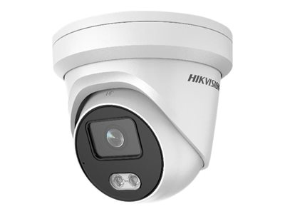 Hikvision 4 MP ColorVu Fixed Turret Network Camera DS-2CD2347G1-LU Network surveillance camera  image