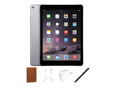 Apple iPad Air Tablet 32 GB 9.7INCH (2048 x 1536) space gray refurbished Grade A