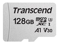 Transcend Cartes Flash TS128GUSD300S