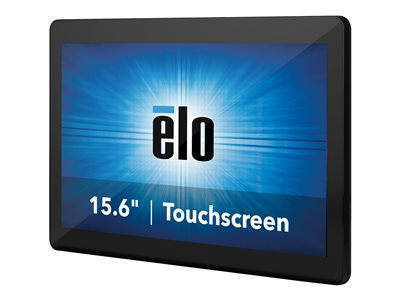 Elo I-Series 2.0 - all-in-one - Core i5 8500T 2.1 GHz - 8 GB - SSD 128 GB - LED 15.6""