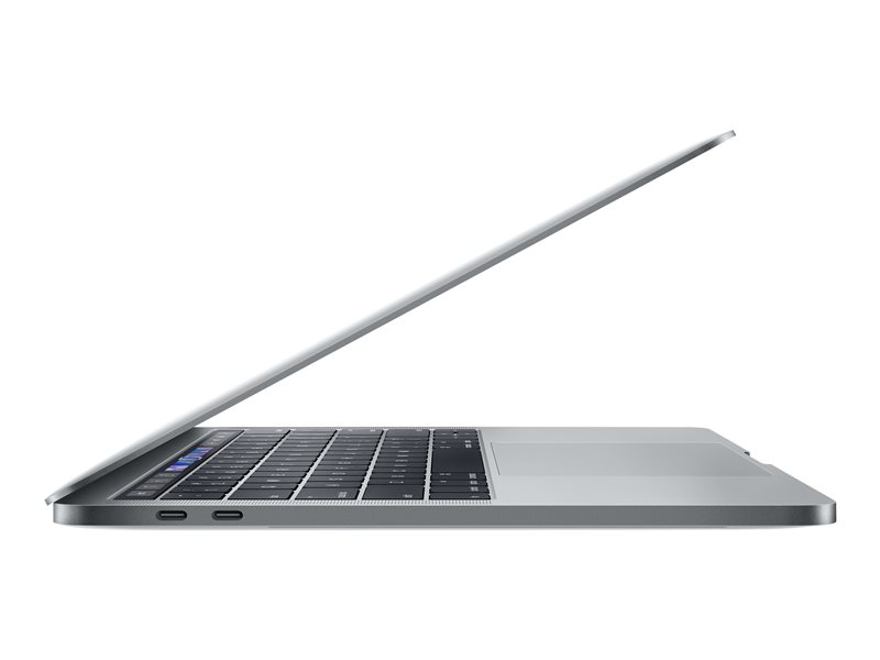 "Apple MacBook Pro avec Touch Bar, 13,3"" Retina, Core i5 2.4GHz, 8Go de RAM, SSD 512Go, gris"