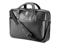 HP Professional Leather Case - Notebook carrying case