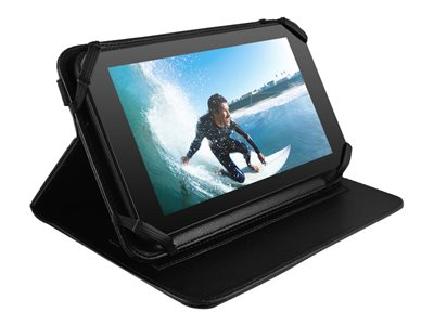Ematic Universal Folio Flip cover for tablet leatherette