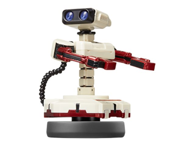 Nintendo amiibo R.O.B. Famicom Colors - Super Smash Bros. Collection - zusätzliche Videospielfigur