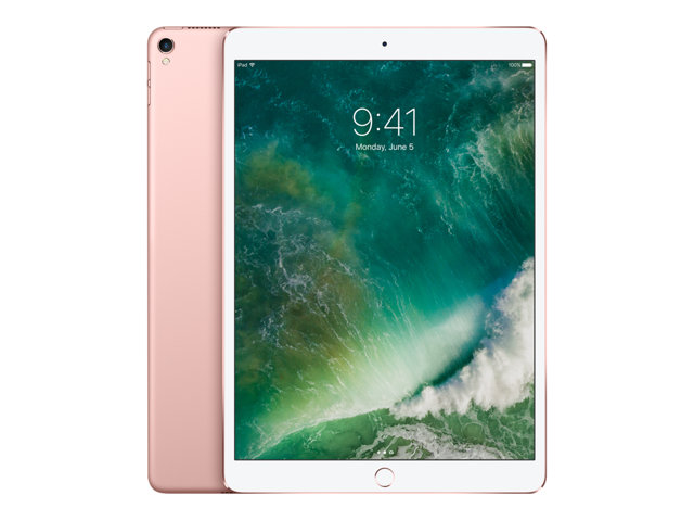 "Apple 10.5-inch iPad Pro Wi-Fi + Cellular - Tablette - 512 Go - 10.5"" IPS (2224 x 1668) - 4G - LTE - rose gold"