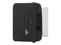 "Targus Intellect Topload - Notebook carrying case - 15.6"" - grey, black"