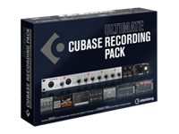 Steinberg Ultimate Cubase Recording Pack - Audio-Schnittstelle
