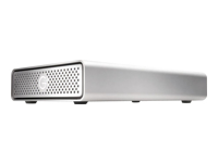 "G-Technology G-DRIVE USB G1 GDREU3G1EB60001BDB - Hard drive - 6 TB - external (desktop) - 3.5"" - USB 3.0 - 7200 rpm - buffer: 64 MB - Plug and Play - silver"