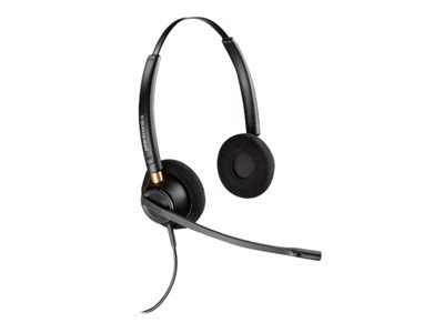 Poly EncorePro HW520 Headset on-ear wired Quick Disconnect