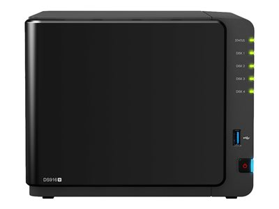 Disk Station DS916+ - serveur NAS - 24 To