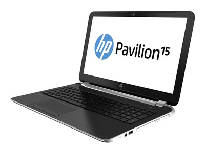 HP Pavilion 15-n263nr Core i5 4200U / 1.6 GHz Win 8.1 64-bit 8 GB RAM 750 GB HDD