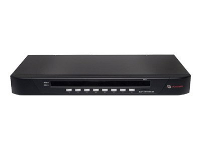 Avocent Switchview 1000 - KVM-Switch - 8 x KVM port(s) - 1 lokaler Benutzer - Desktop