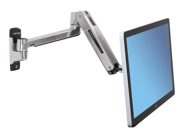 Image of Ergotron LX HD Sit-Stand Wall Arm - mounting kit